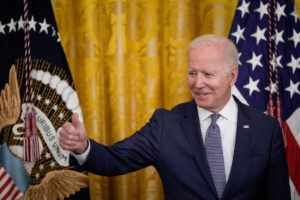Read more about the article Amid Dispute Over Biden's Support of Abortion Rights, Catholic Bishops to Vote on Controversial Communion Document